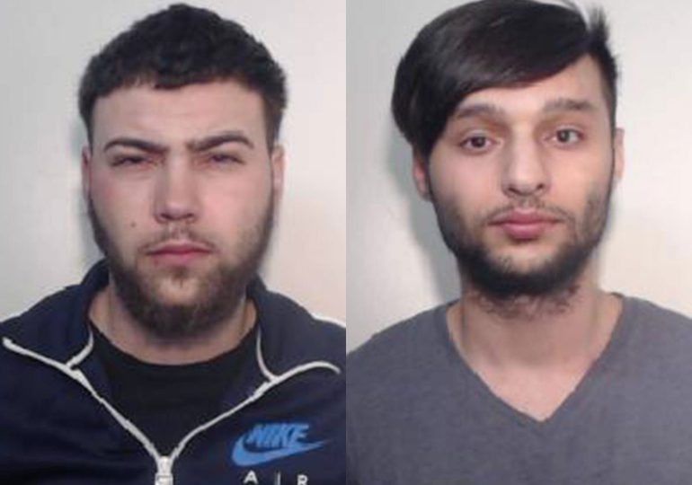 Grooming gang members who targeted girls as young as 12 in Manchester park jailed