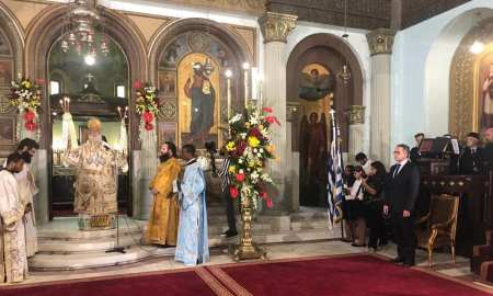 Egypt's Minister of Antiquities reopens Saint Constantine & Helen Greek Orthodox Church in Cairo after it was closed for2 years
