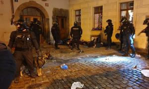 Czech police arrest 31, including 14 foreigners, after Euro 2020 qualifier against England