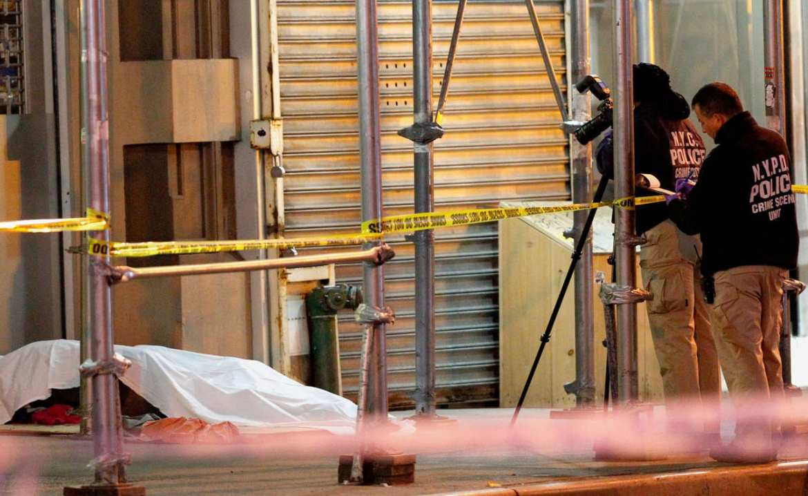 Chinatown murder rampage that left 4 dead appear to be 'random attacks'