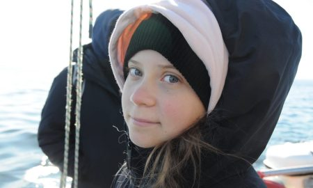 Greta Thunberg Sunday feature 6 Oct