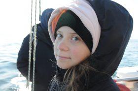 Greta Thunberg Sunday feature 6 Oct