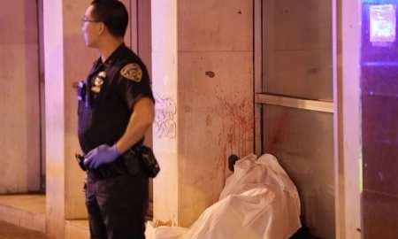 Manhattan, New York Chinatown murder rampage that left 4 dead appear to be 'random attacks'