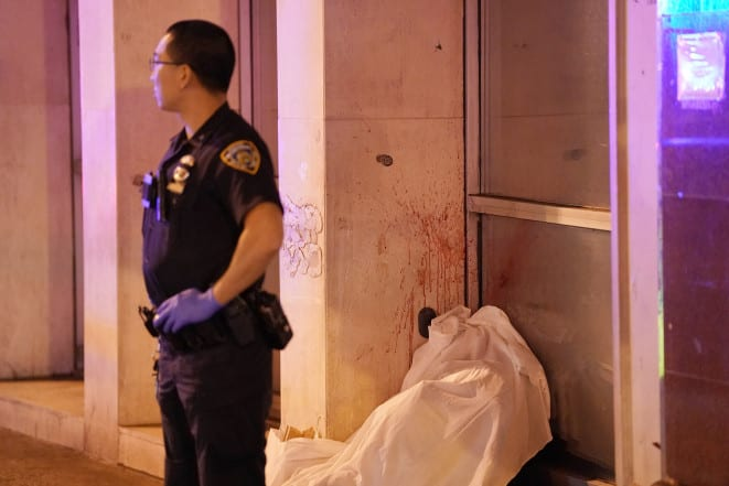 Latest: Rampaging killing spree kills 4 homeless men in New York City