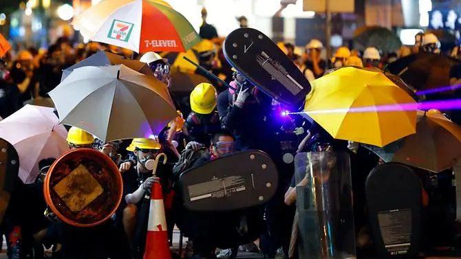 Hong Kong could be at 'tipping point'
