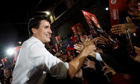 Trudeau's Liberals to form Canadian minority government: TV projections
