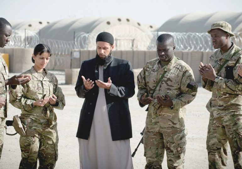 UK honours Killed and serving British-Muslim soldiers