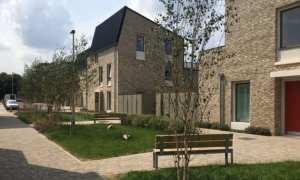 this year's prestigious RIBA architecture prize goes to new council housing in Norwich.