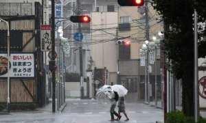 Typhoon Hagibis - batters Japan