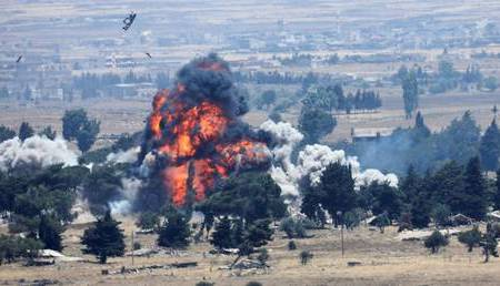 Leave nothing behind? US forces DESTROY own airfield, equipment as they flee northern Syria