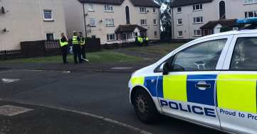 Three-week-old baby fighting for life after mother and son stabbed