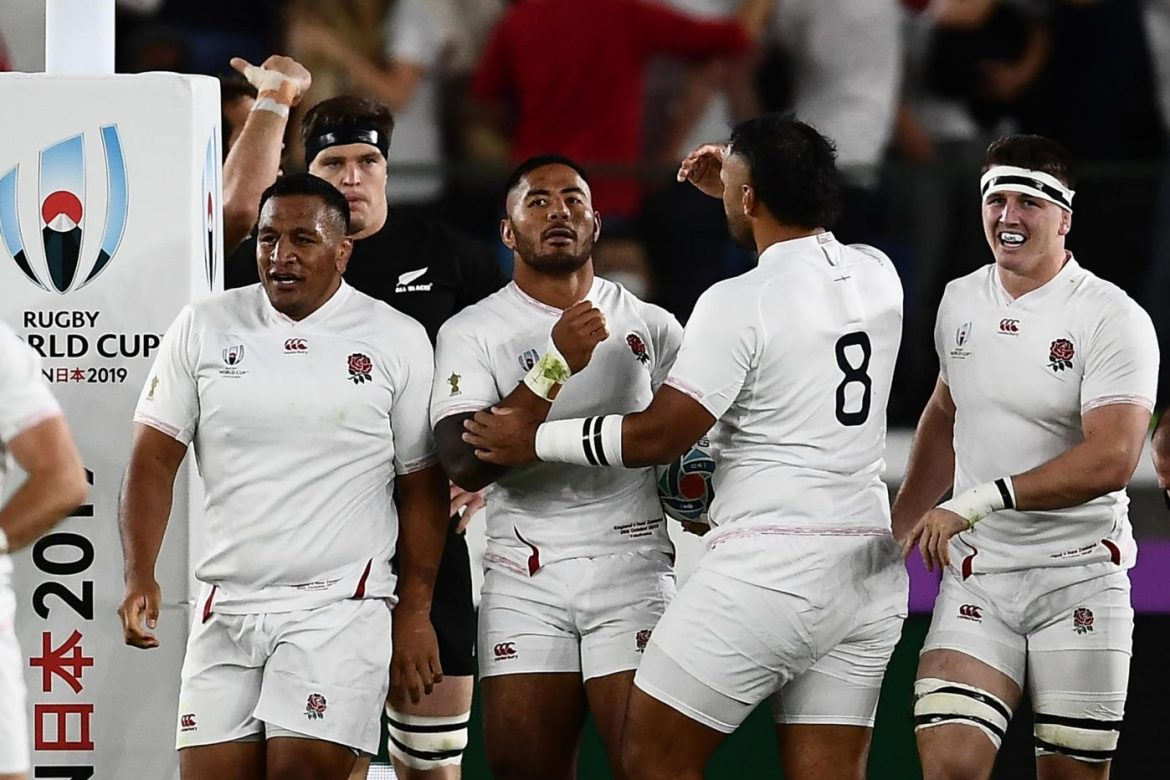 England Beat New-Zealand in a world cup semi final