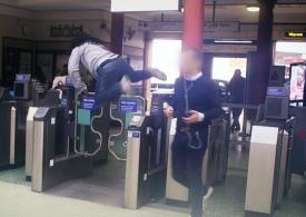 LONDONER'S EYE - Fare Dodgers: At war with the Law