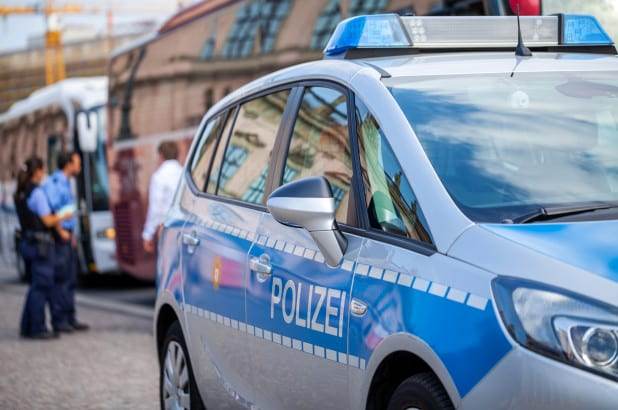 Breaking News: Deadly shooting in Germany leaves two dead - Manhunt underway