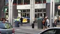 Stratford stabbing: Teenager killed outside shopping centre