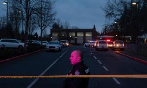3 Shot Including Gunman Near Vancouver Elementary School