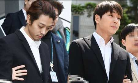 K-POP stars sentenced for rape