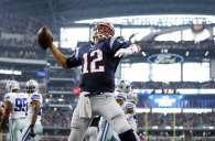 NFL -Pats beat cowboys