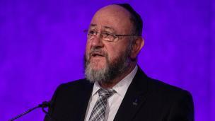 Chief Rabbi attacks Labour and anti-Semitism record