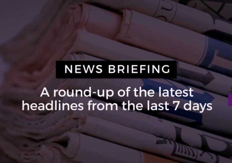 News Briefing: The news of the world in 2 mins - Video
