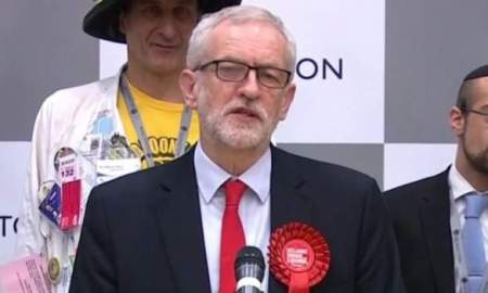 Jeremy Corbyn to step down as Labour leader