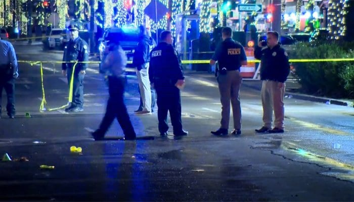 11 wounded in shooting in US city of New Orleans