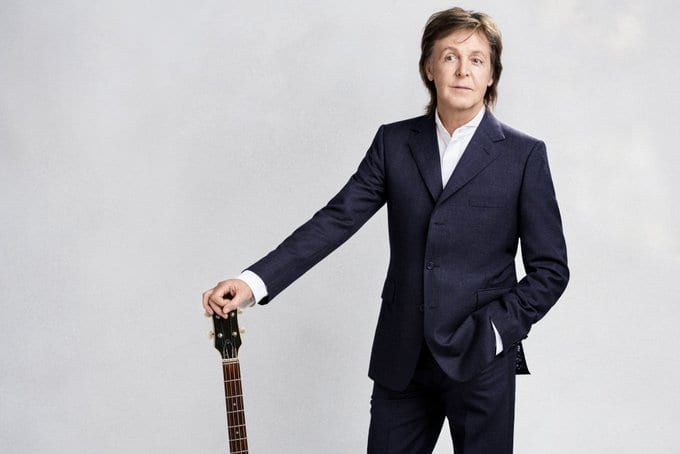 Paul McCartney Xmas album