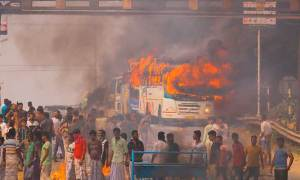 Six Muslims dead in India as protest spread around the country
