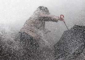 Christmas is cancelled: Flights cancelled as Storm Fabien batters southern France