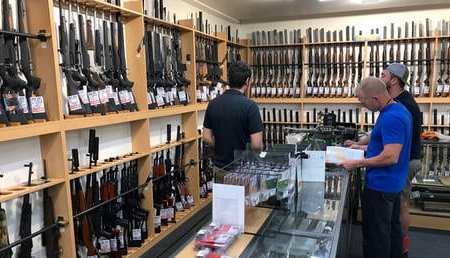 NZ buy-back service on guns potential data leak