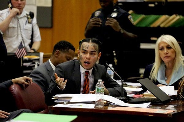 rapper sentenced to two years