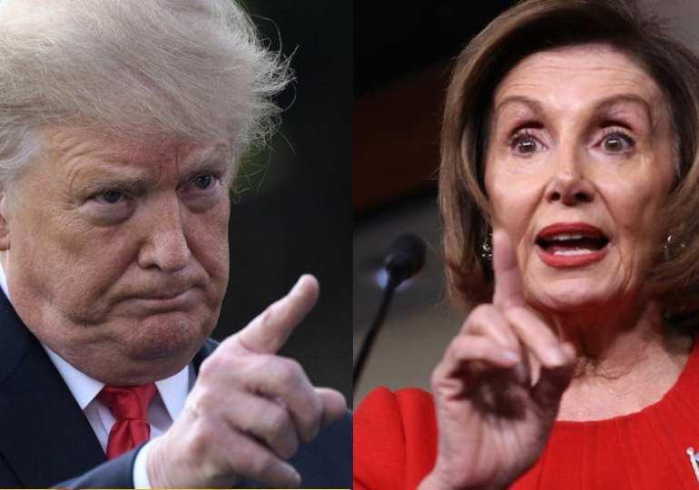 Dems release docs ahead of trump impeachment