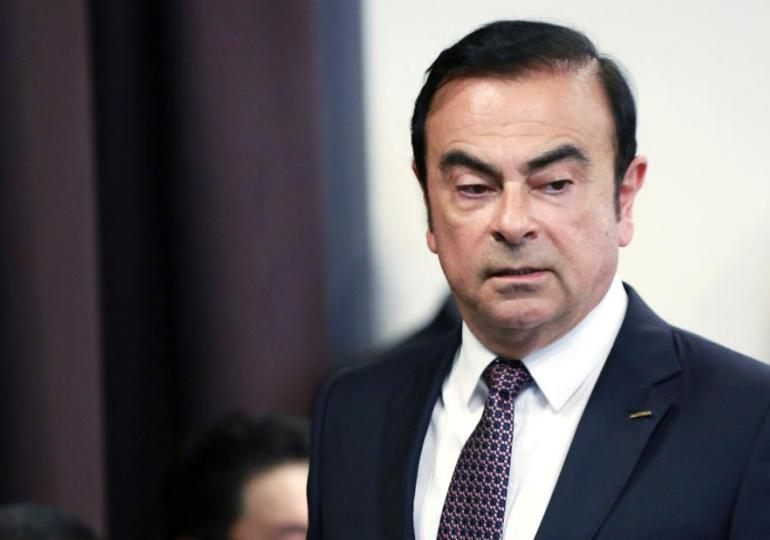 Japan media blasts coward Ghosn