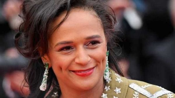 africas richest woman stole hundreds of millions from her country