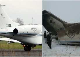 Afghan plane crash mystery