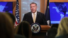 pompeo heading to UK over chinese tech firm fears