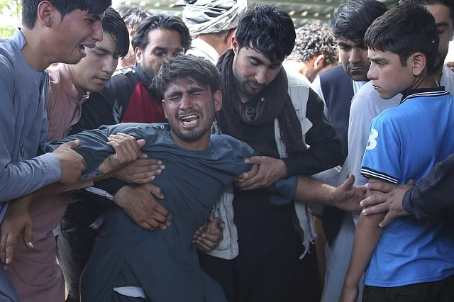 29,000 afghan cvilians killed in past decade