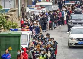 China coronavirus death toll passes 425 - It will be in thousands!