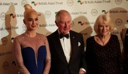 katy perry appointed british asian trust ambassador by prince charles