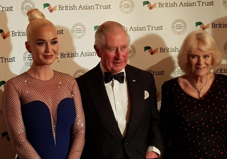 Katy Perry named a 'British Asian Trust ambassador', to the confusion of many