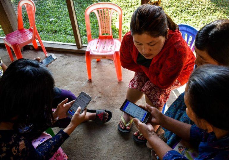 Myanmar reimposes internet blackout