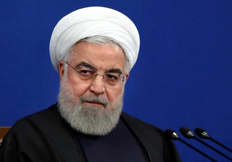 rouhani says us pressure campaign has failed