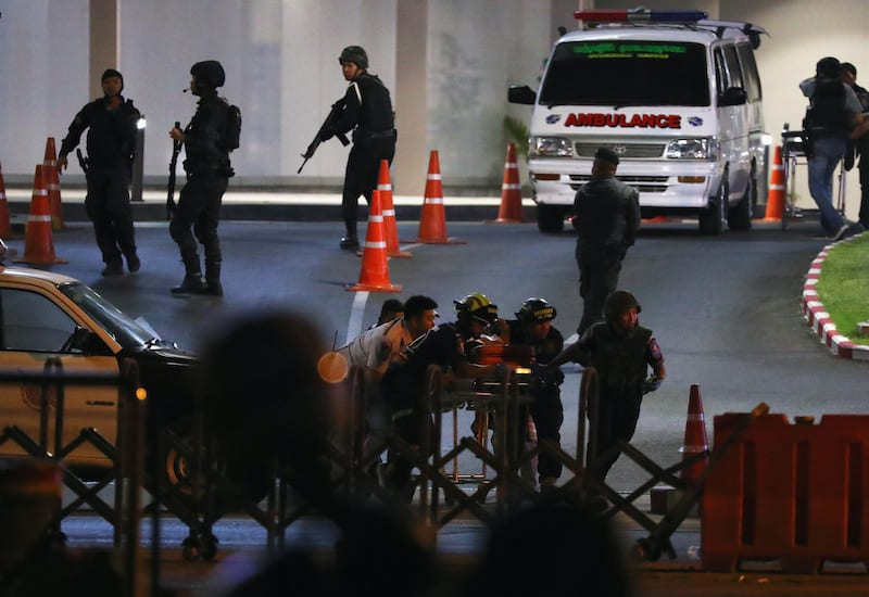 thailand shooting