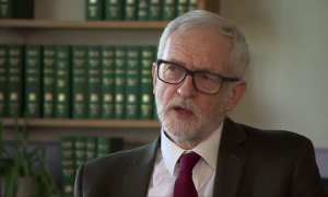 Jeremy Corbyn coronavirus proves i was right about public spending