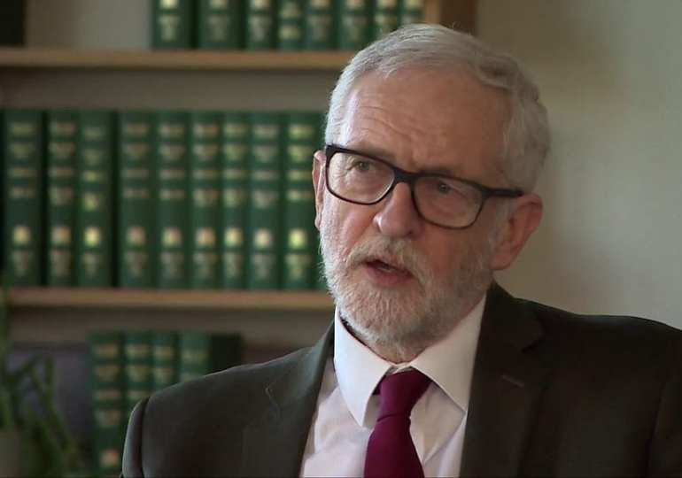 Jeremy Corbyn: 'coronavirus proves I was right on public spending'
