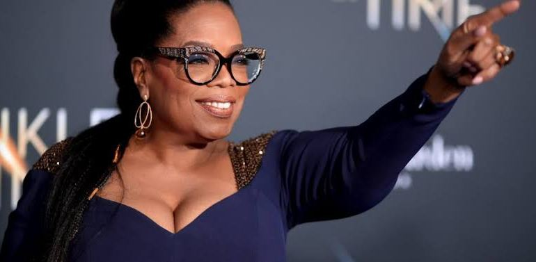 No, Oprah Winfrey wasn't arrested for sex trafficking