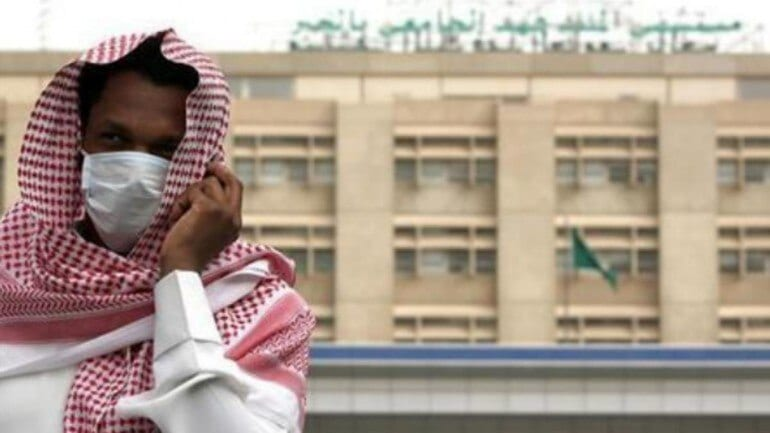saudi reports first covid-19 death