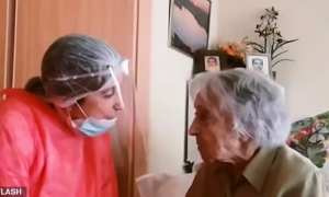 113-year-old woman – Spain's oldest person – becomes oldest person in the world to beat