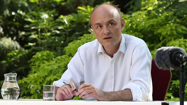 Dominic Cummings refuses to resign or apologise following lockdown breach