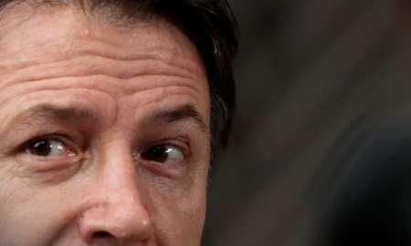 Giuseppe Conte Italian Prime Minister announces Italy will open its borders in june